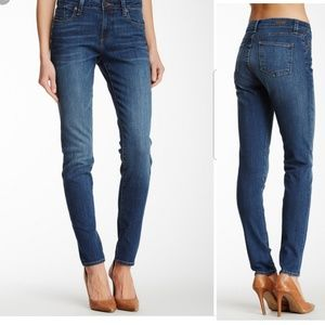 Kut from the Kloth High Waist Skinny Jeans
